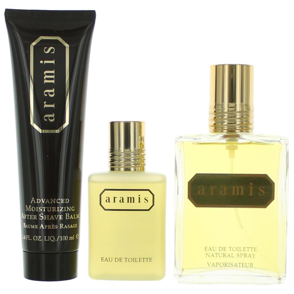 Aramis by Aramis, 3 Piece Gift Set for Men