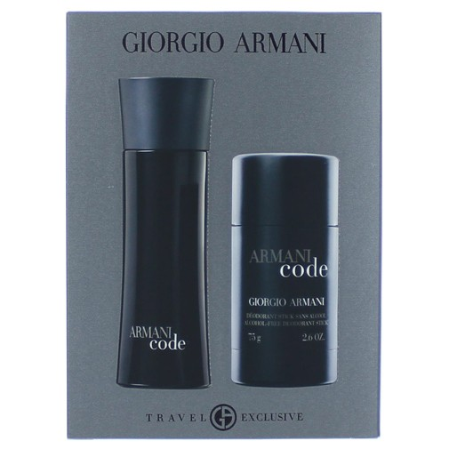 Armani Code by Giorgio Armani, 2 Piece Gift Set for Men