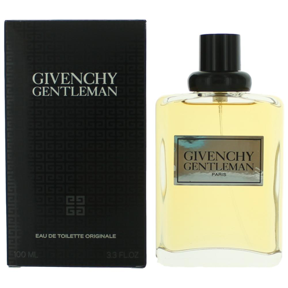 Gentleman by Givenchy, 3.3 oz EDT Spray for Men Cologne