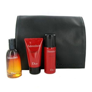 Fahrenheit by Christian Dior, 3 Piece Gift Set for Men