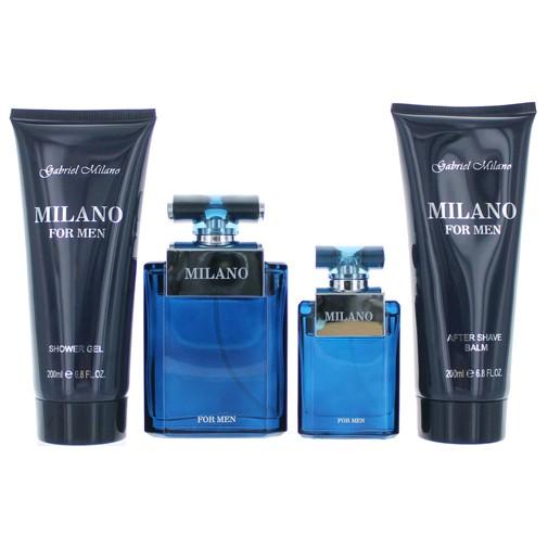 Milano by Gabriel Milano, 4 Piece Gift Set for Men