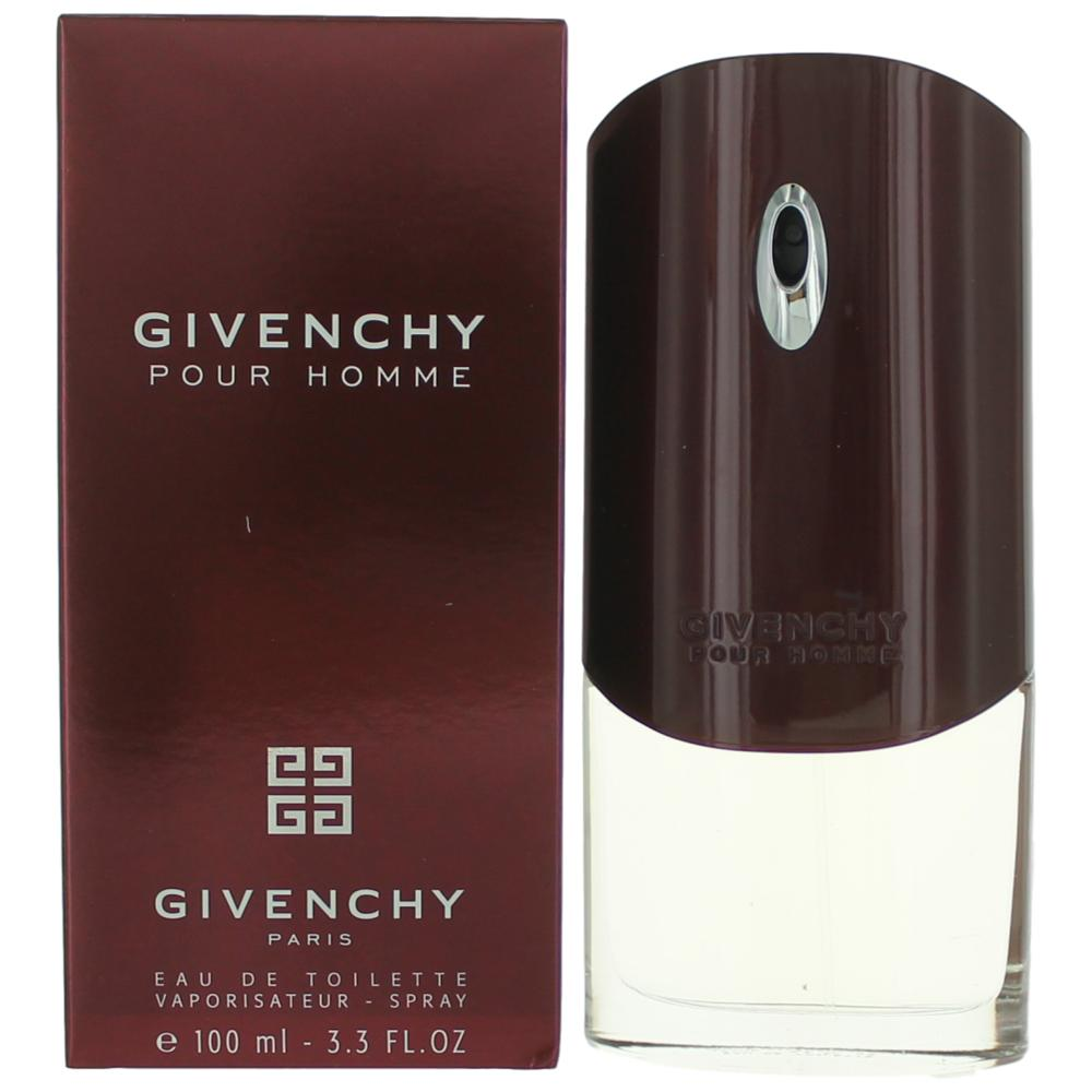 Givenchy Pour Homme by Givenchy, 3.4 oz EDT Spray for Men