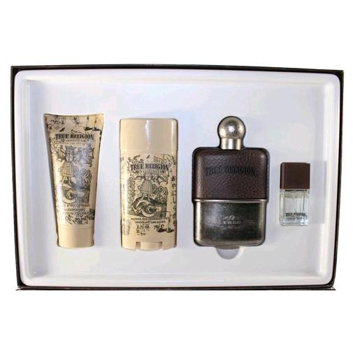 True Religion by True Religion, 4 Piece Gift Set for Men