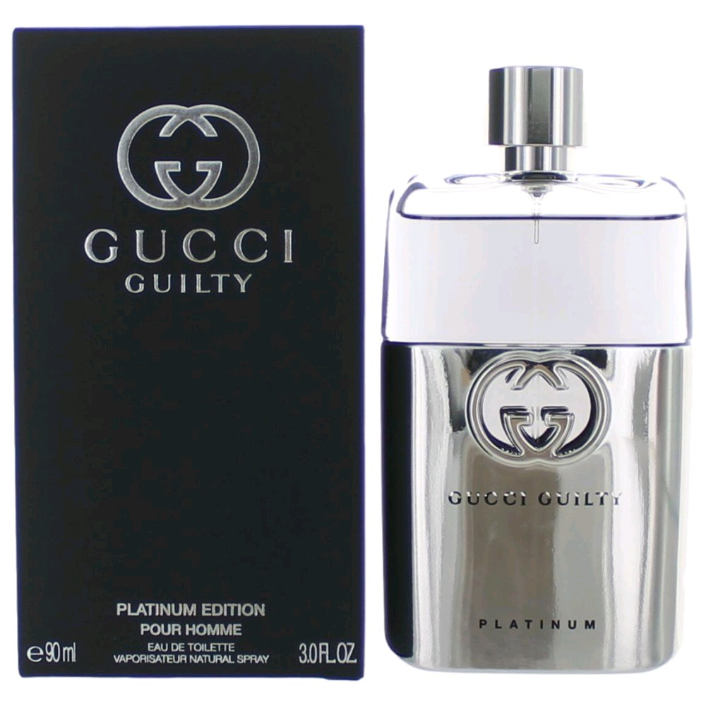 a45dd1f18ab ... Spray (Platinim Edition UPC 730870217023 product image for Gucci Guilty  Platinum by Gucci