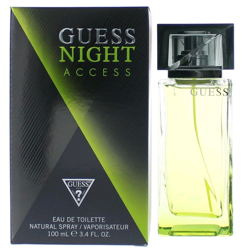 Guess Night Access by Guess, 3.4 oz