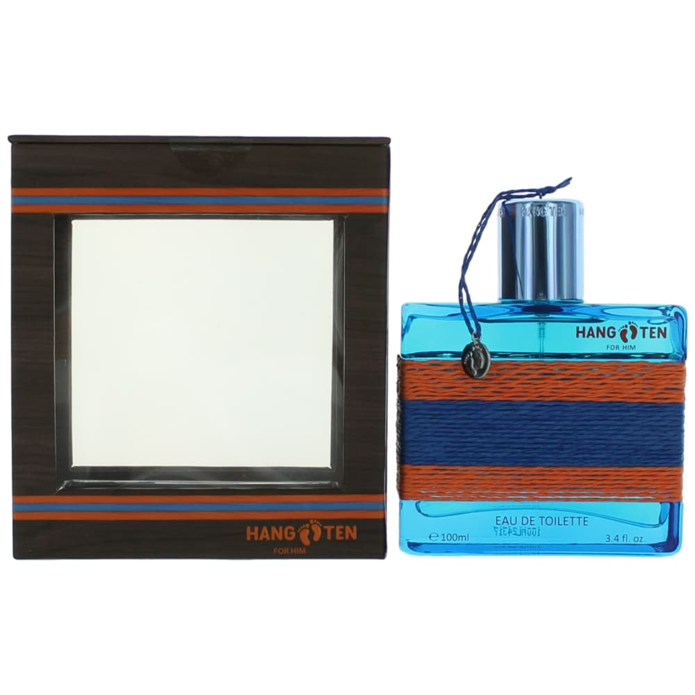 Hang Ten for Him by Hang Ten, 3.4 oz Eau De Toilette Spray for Men