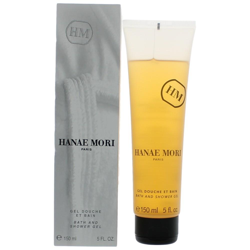 Hanae Mori by Hanae Mori, 5 oz Bath & Shower Gel for Men