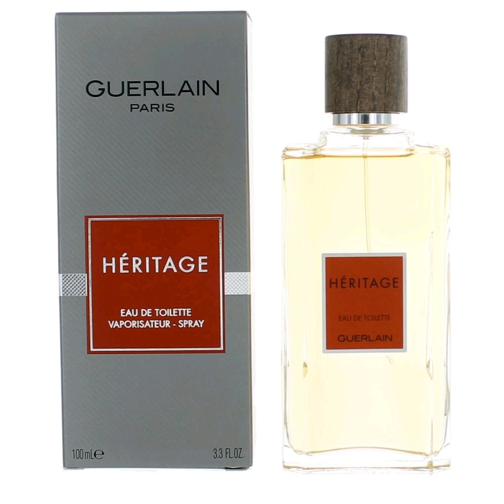 Heritage by Guerlain, 3.4 oz Eau De
