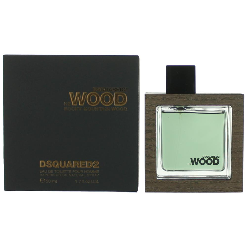 He Wood Rocky Mountain by Dsquared2, 1.7