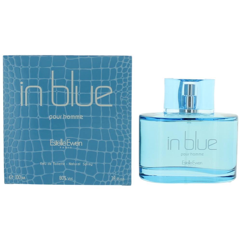 In Blue by Estelle Ewen, 3.4 oz