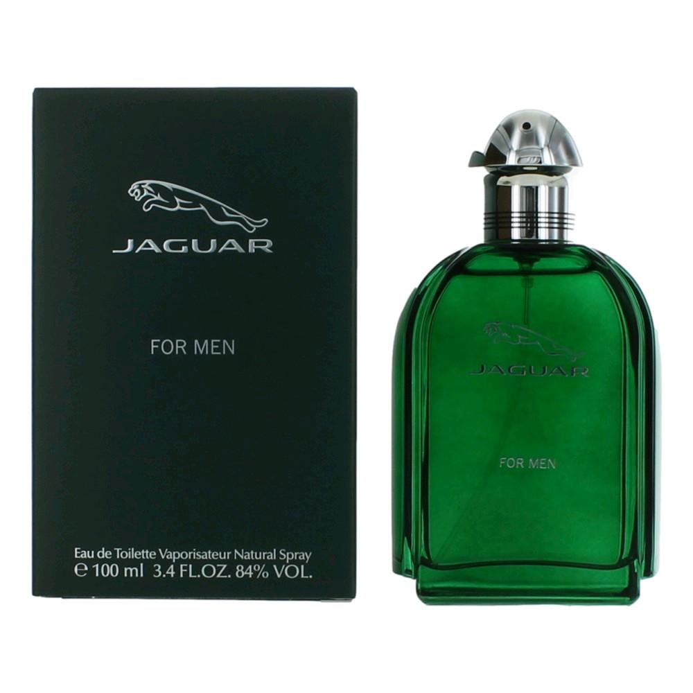 Jaguar For Men: Jaguar Cologne By Jaguar, 3.4 Oz EDT Spray For Men NEW