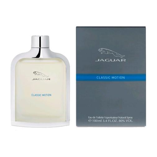 Jaguar Perfume Spray: Jaguar Classic Motion Cologne By Jaguar, 3.4 Oz EDT Spray For Men NEW