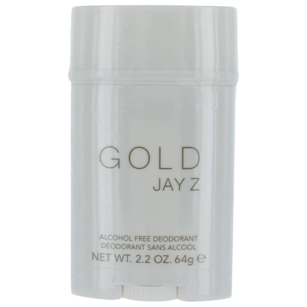 Gold Jay Z by Jay Z, 2.2 oz Alcohol Free Deodorant for Men
