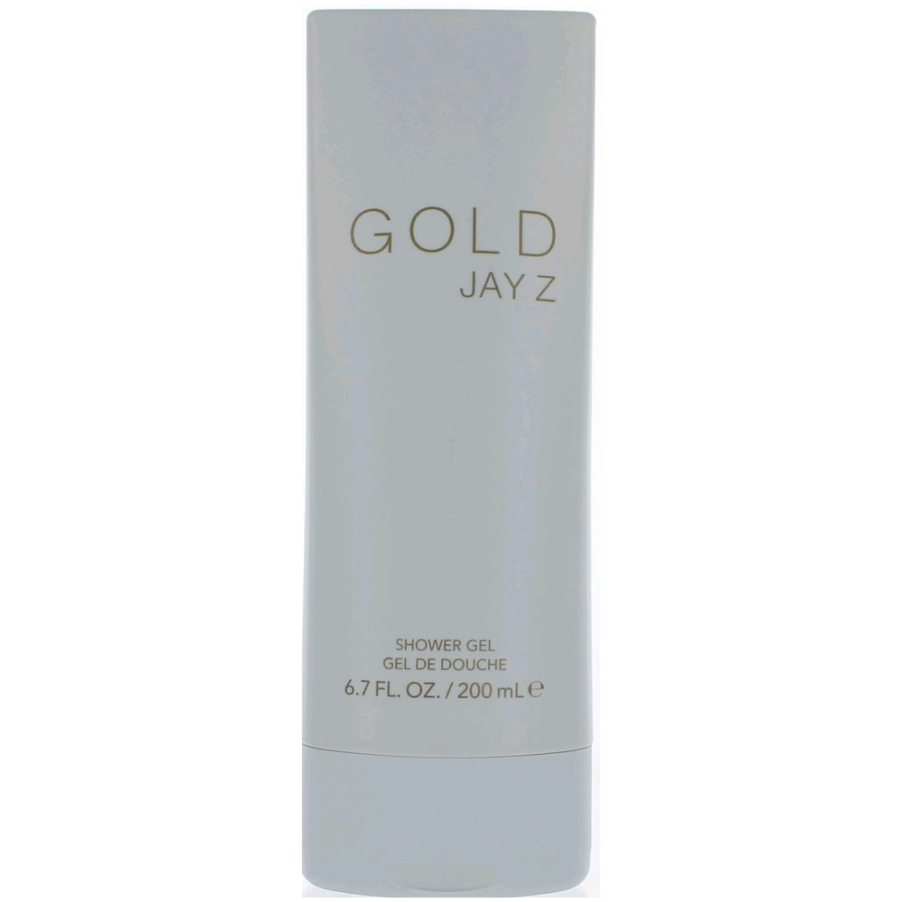 Gold Jay Z by Jay Z, 6.7 oz Shower Gel for Men
