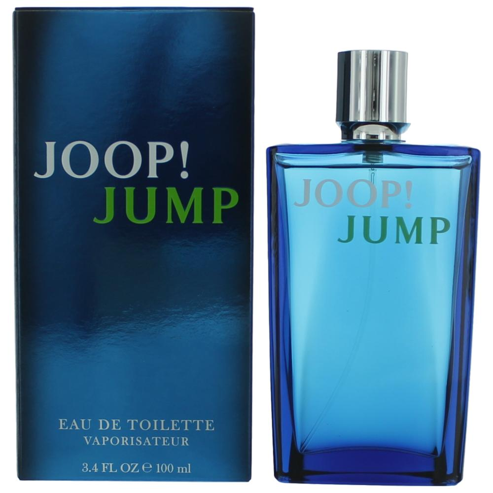 official on feet images of thoughts on Joop! Jump by Joop! (2005) — Basenotes.net