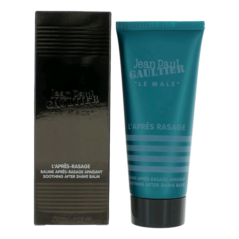 Jean Paul Gaultier Le Male by JPG, 3.3 oz After Shave Balm for Men