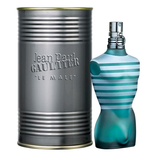 Jean Paul Gaultier Le Male by JPG, 6.7 oz EDT Spray for Men