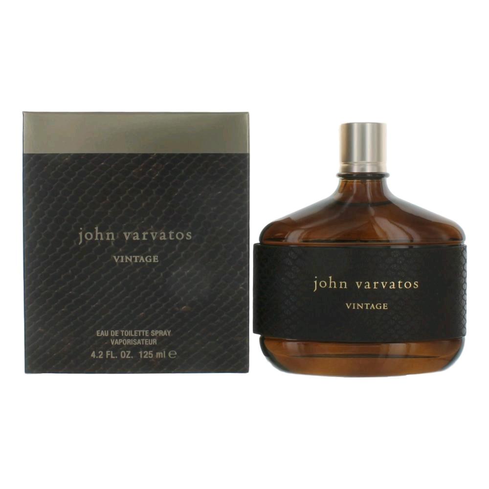 John Varvatos Vintage by John Varvatos, 4.2 oz EDT Spray for Men