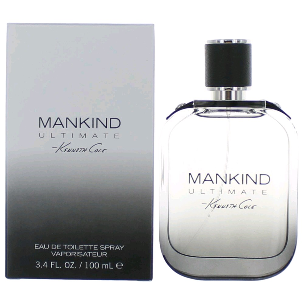 Mankind Ultimate by Kenneth Cole, 3.4 oz