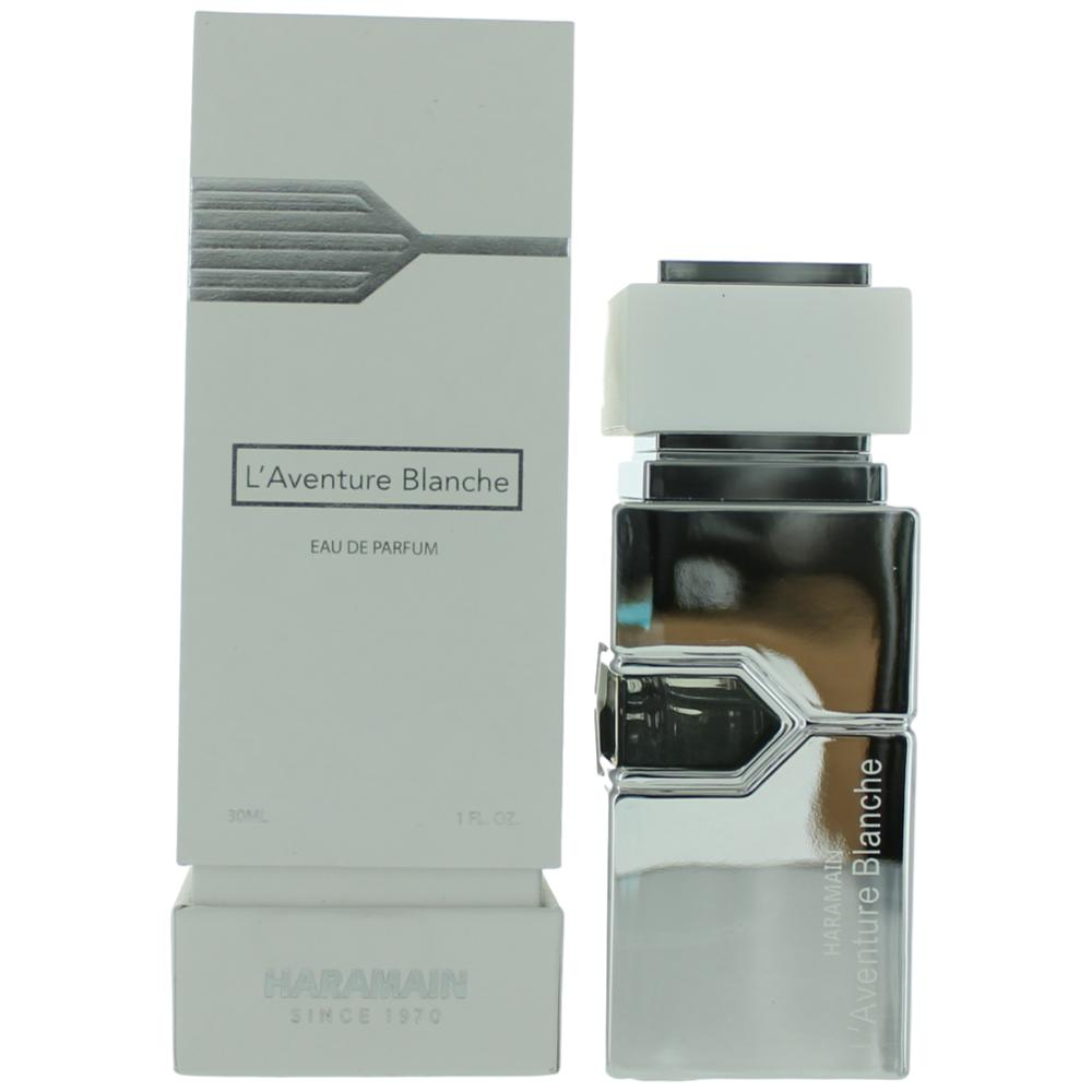 L'Aventure Blanche by Al Haramain, 1 oz Eau de Parfum Spray for Men
