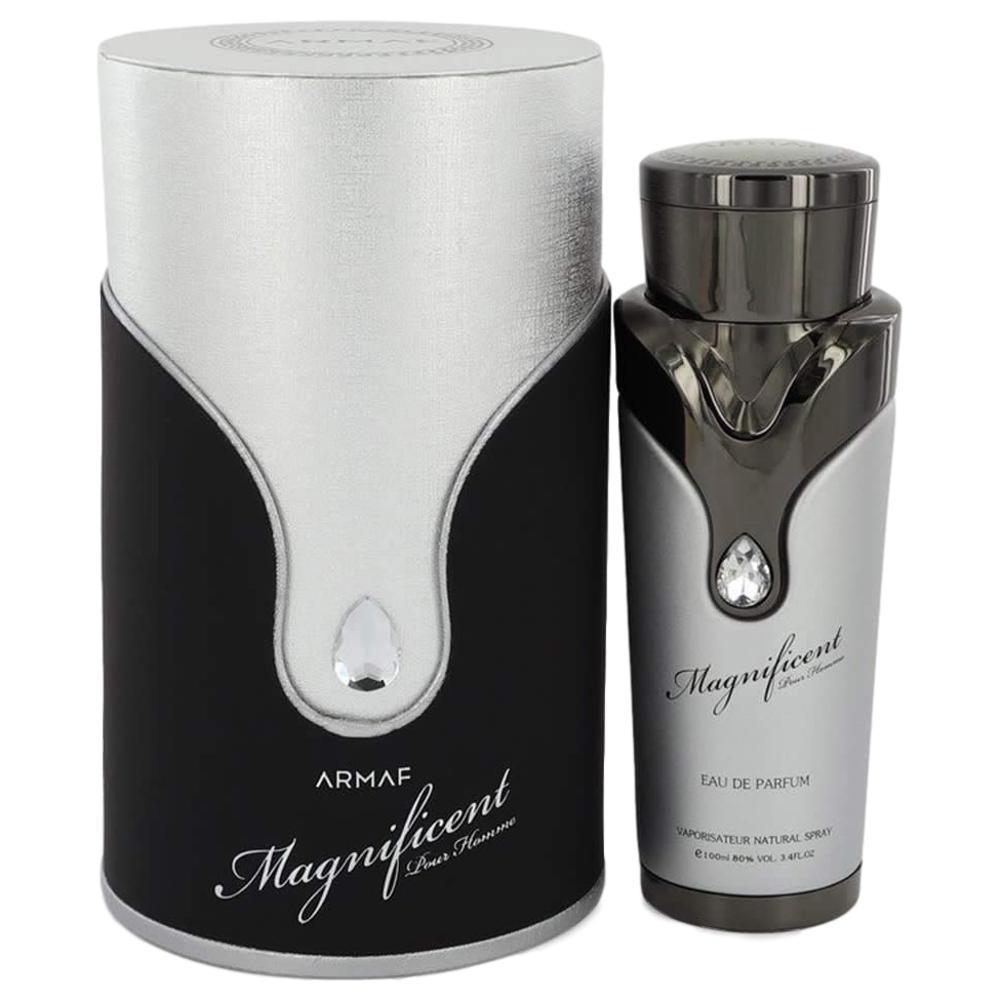 Magnificent Pour Homme by Armaf, 3.4 oz