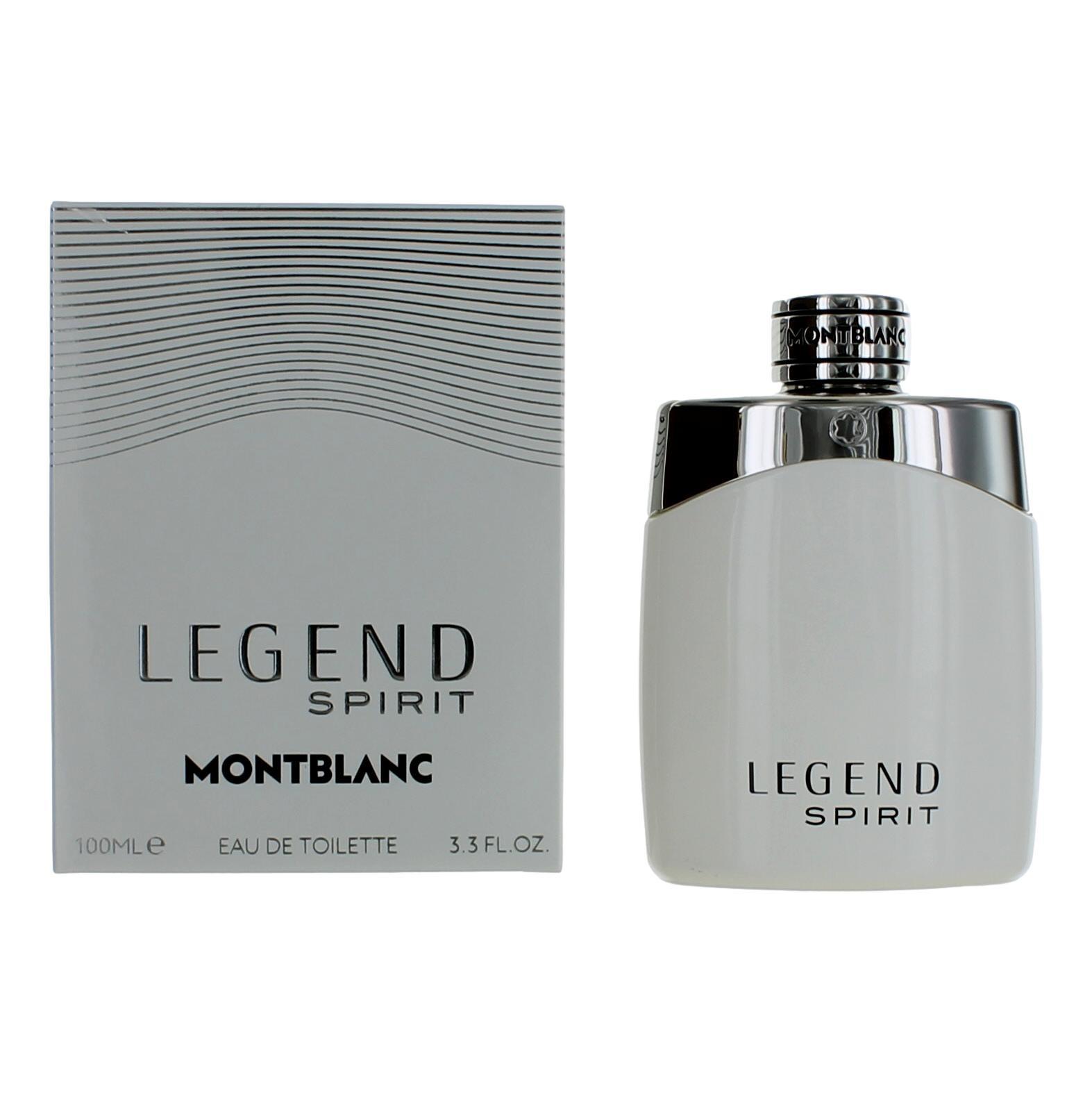 Mont Blanc Legend Spirit by Mont Blanc,