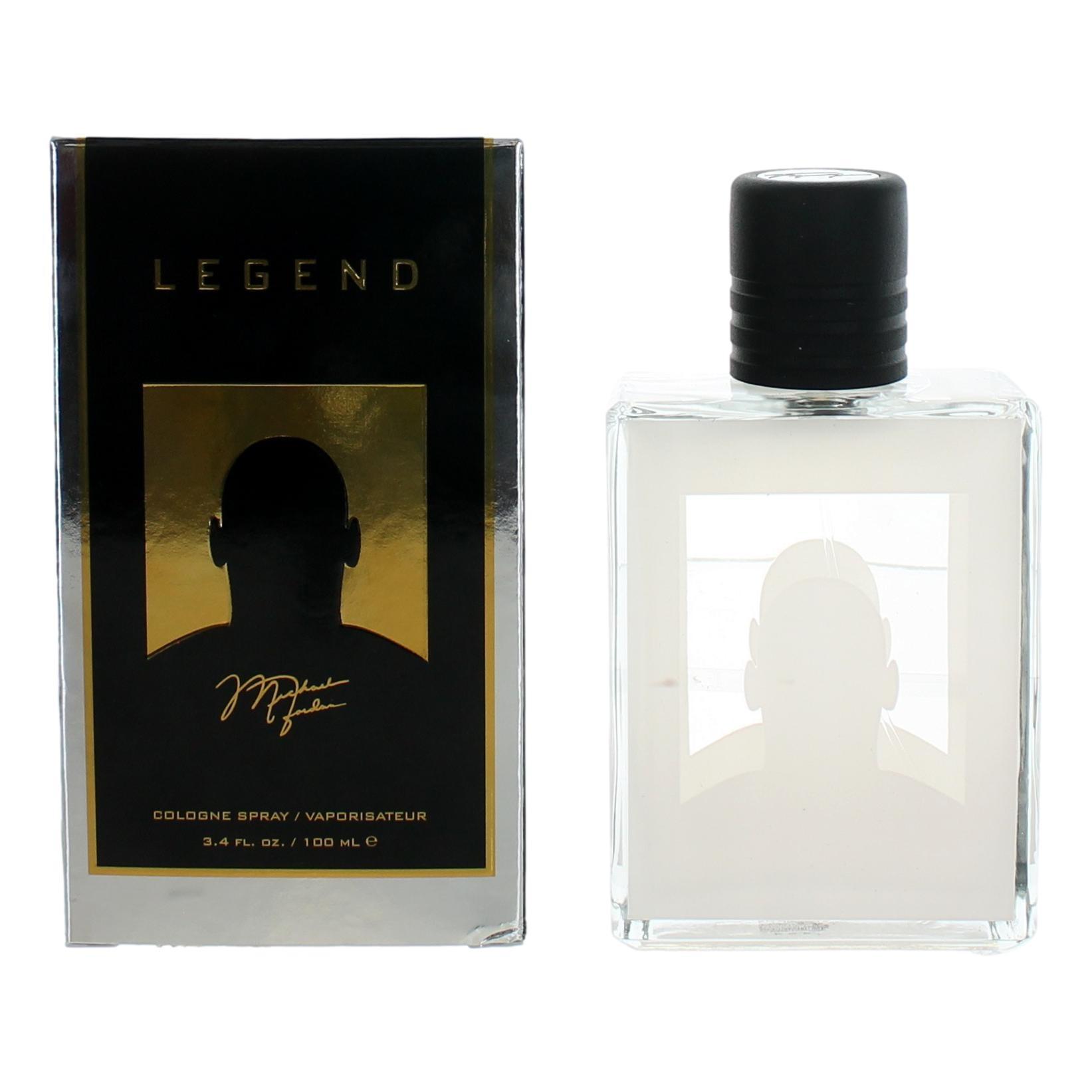 Legend by Michael Jordan, 3.4 oz Cologne