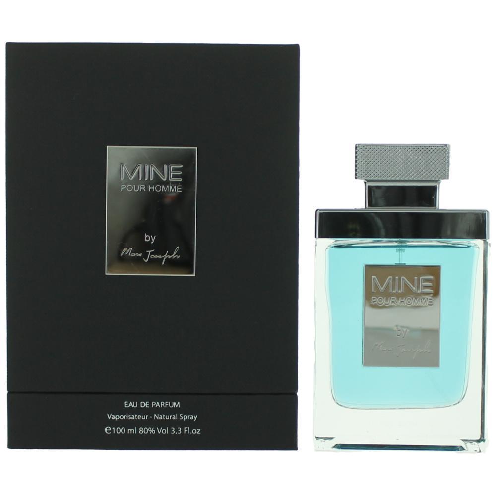 Mine Pour Homme by Marc Joseph, 3.3 oz Eau De Parfum Spray for Men