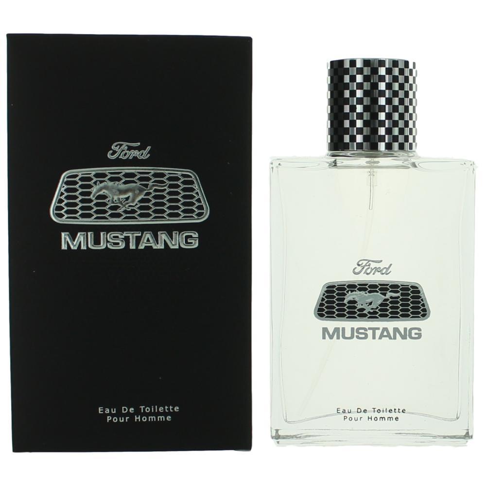Mustang by Mustang, 3.4 oz Eau De Toilette Spray for Men