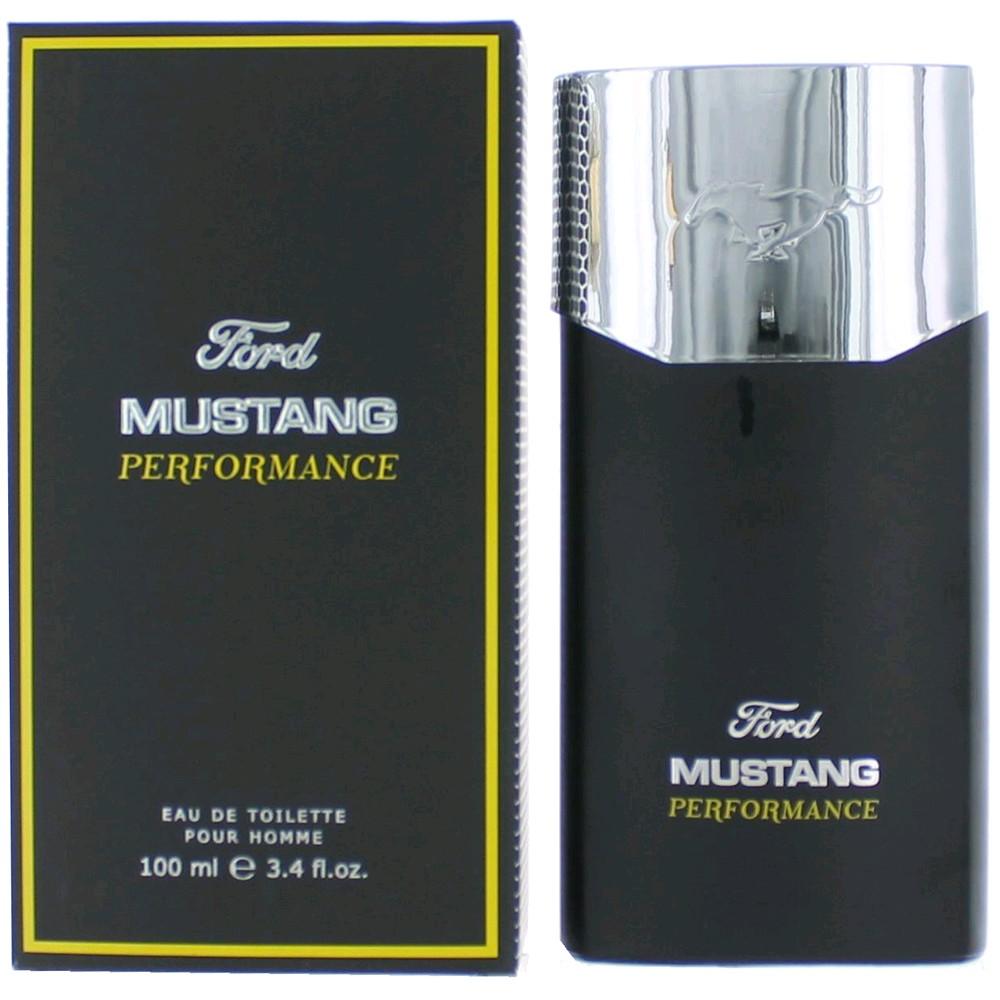 Mustang Performance by Mustang, 3.4 oz Eau De Toilette for Men
