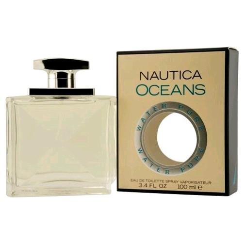 Nautica Oceans By Nautica, 3.4 oz Eau