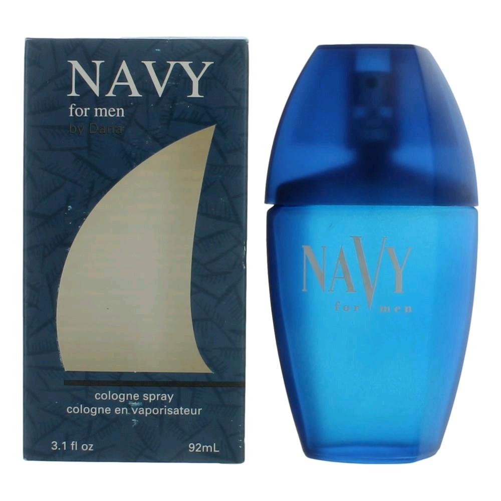 Navy by Dana, 3.1 oz Cologne Spray for Men