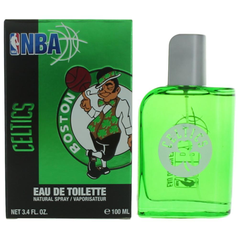 Boston Celtics by NBA, 3.4 oz Eau