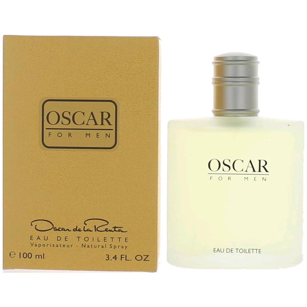 Oscar by Oscar de la Renta, 3.4 oz EDT Spray for Men