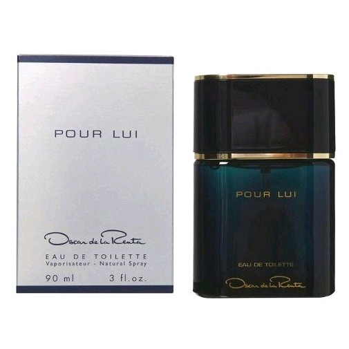 Oscar Pour Lui by Oscar De La Renta, 3 oz EDT Spray for Men