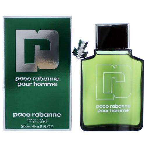 Paco Rabanne Pour Homme by Paco Rabanne, 6.7 oz Eau De Toilette Splash or Spray for Men
