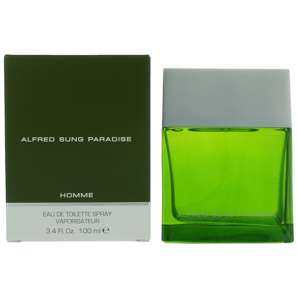 Paradise by Alfred Sung, 3.4 oz EDT Spray for men