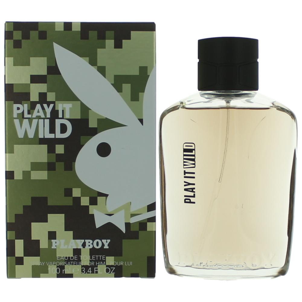 Playboy Play It Wild by Coty, 3.4