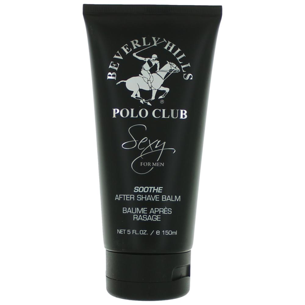 BHPC Sexy by Beverly Hills Polo Club, 5 oz After Shave Balm for Men