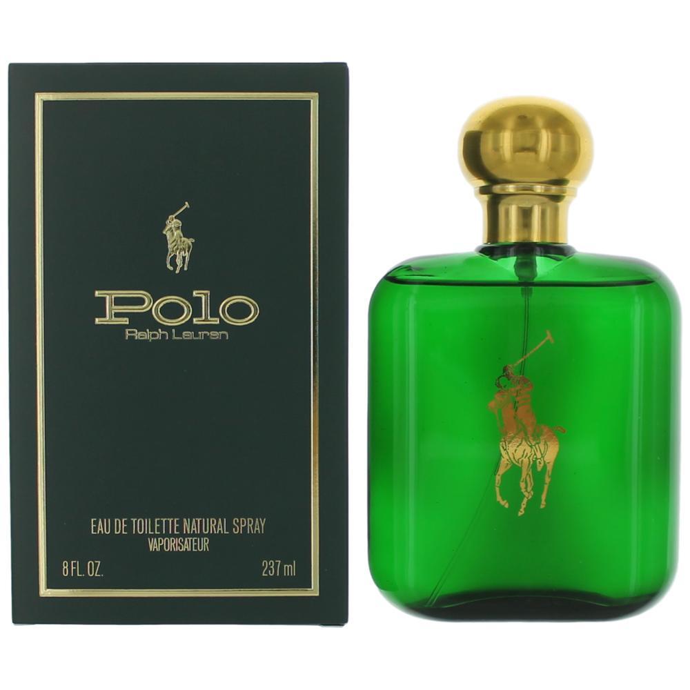 Polo by Ralph Lauren, 8 oz EDT Spray for Men