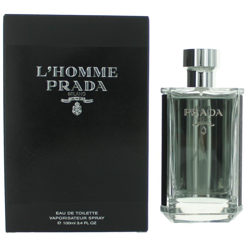 L'Homme Prada by Prada, 3.4 oz Eau