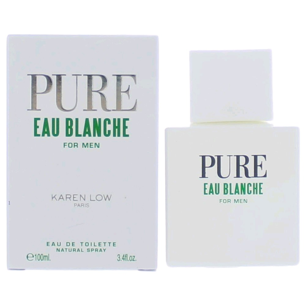 Pure Eau Blanche by Karen Low, 3.4
