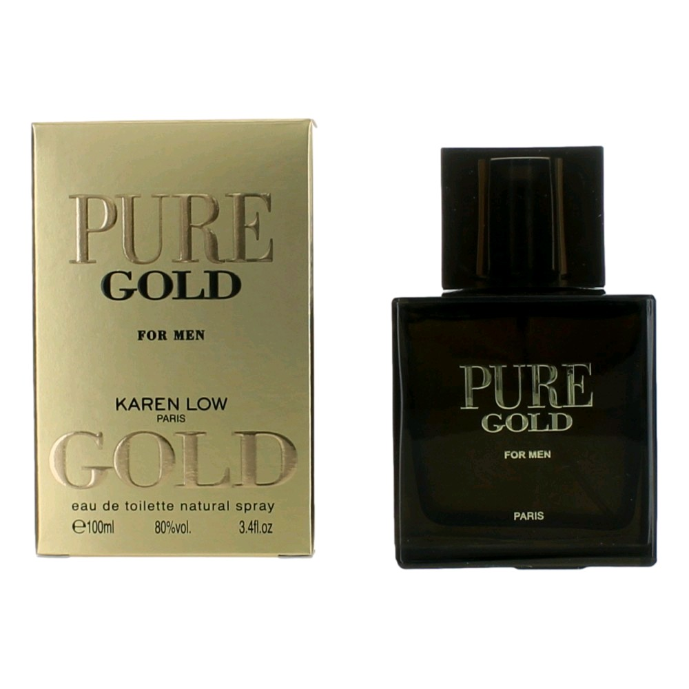 Pure Gold by Karen Low, 3.4 oz