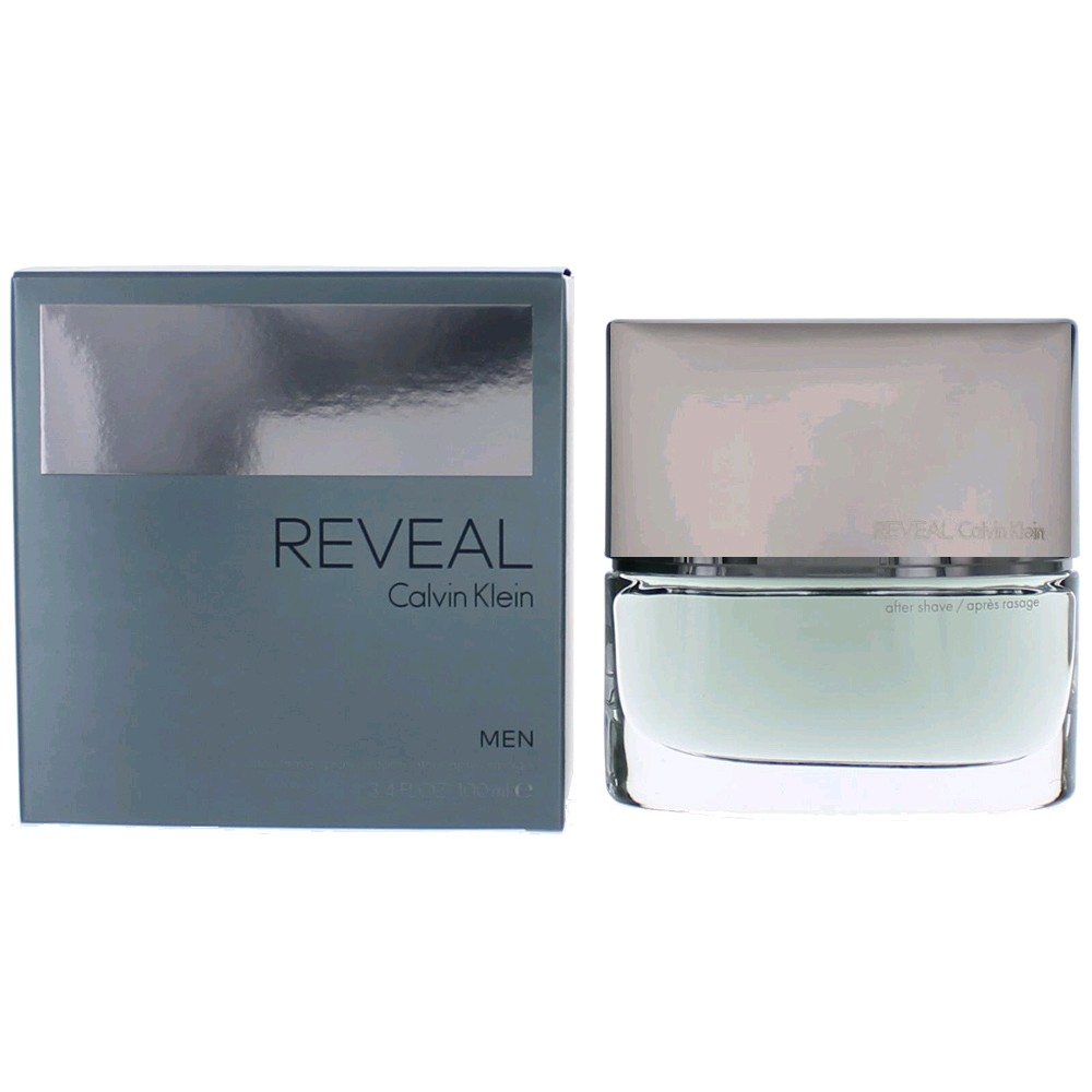 Reveal by Calvin Klein, 3.4 oz After Shave Spray for Men