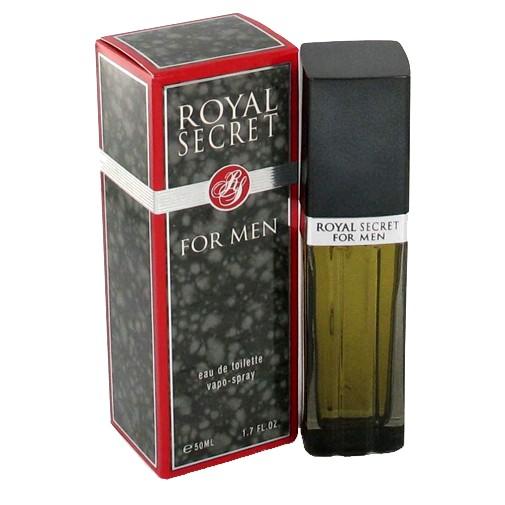 Royal Secret by Five Star Fragrance, 1.7 oz Eau de Toilette Spray for men