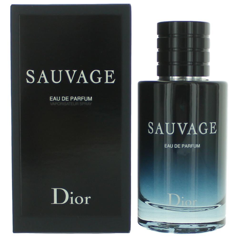 Sauvage by Christian Dior, 3.4 oz EDP Spray for Men