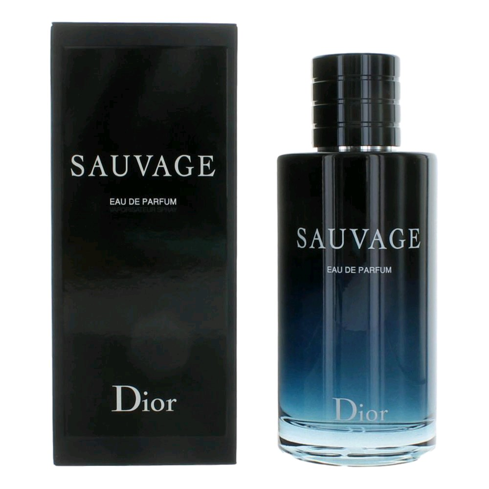 Sauvage by Christian Dior, 6.8 oz EDP Spray for Men