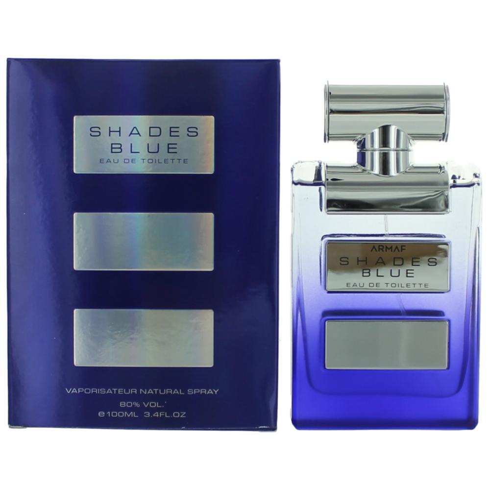 Shades Blue by Armaf, 3.4 oz Eau