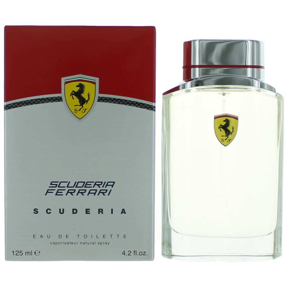 Scuderia by Scuderia Ferrari, 4.2 oz Eau De Toilette Spray for Men
