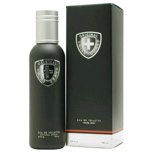 Swiss Guard by Swiss Guard, 3.4 oz Eau De Toilette Spray for Men